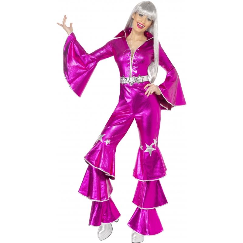 Seventies disco pak, Carnavalskleding dames Knuffels shop.nl
